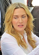 Photo of Kate Winslet in 2017.