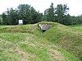 Mozhaisk Defence Line Bunker Entrance 2005-06-22.jpg