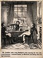 Mr. Lambkin enjoying some wine in the company of friends. Li Wellcome V0011257EL.jpg