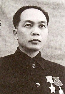 Võ Nguyên Giáp North Vietnamese commander