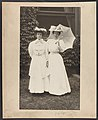 Mrs. Theodore Roosevelt and daughter Ethel) - Pach Bros. N.Y LCCN2013651710.jpg