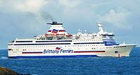 ferry Bretagne Brittany Ferries