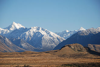 Tolkien tourism - Mount Sunday (filming location of Edoras)