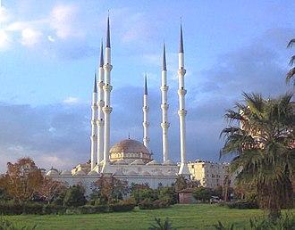 Muğdat Mosque - Image: Muğdat Mosque, Mersin