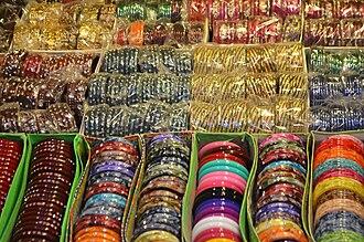 Bangle - Multicolor glass bangles in Gangotri