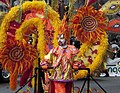 Mummers Parade on New Year's day, Philadelphia, Pennsylvania LOC 11586329035.jpg