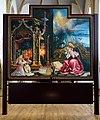 Musée Unterlinden - Matthias Grünewald - retable d'Issenheim - Concert des anges & Nativité (1512-1516) (1).jpg