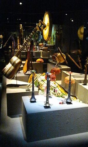 Museum of Musical Instruments, Céret - Image: Musée des instruments de Céret Collections 1