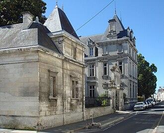 Orbigny-Bernon Museum - The Orbigny-Bernon Museum in La Rochelle.