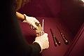 Museo Nacional del Romanticismo - Exposición temporal - Teje el cabello una historia. El peinado en el Romanticismo - Foto Juan Gimeno - 2019-11-20 1227 IMG 5160.jpg