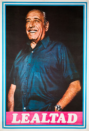 Héctor José Cámpora - Candidate poster of Héctor Cámpora (1973)