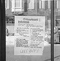 Muurkranten in Amsterdam, Muurkrant I , Indonesie wordt hierin behandeld, Bestanddeelnr 920-2587.jpg
