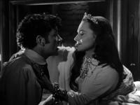 Richard Burton And Olivia De Havilland In The First Film Adaptation My Cousin Rachel