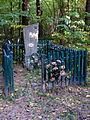 Myliatyn Ivanychivskyi Volynska-grave of Lytvynenko-general view.jpg
