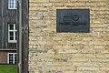 Nørregade 14, Christiansfeld (Kolding Kommune).Søstrehuset.Verdensarvs plakette.1.621-259888-1.ajb.jpg