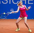 Nürnberger Versicherungscup 2014-Dalila Jakupovic by 2eight DSC1500.jpg