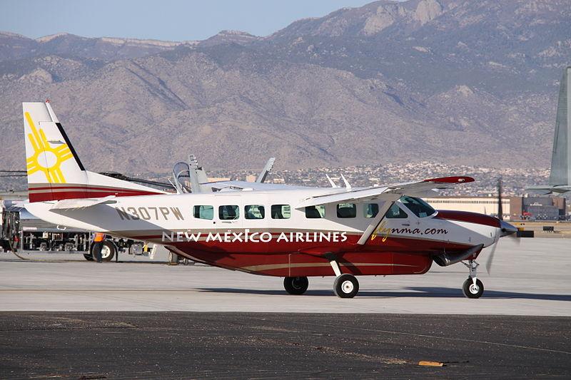 File:N307PW Cessna Ce.208B New Mexico Airlines (8735260813).jpg