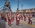 NATO Parade Booker T Washington HS Band (26014893803).jpg