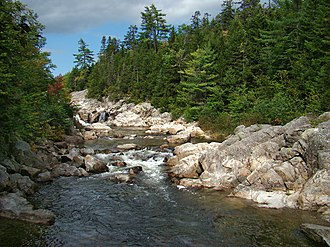 Fundy National Park - The Moosehorn Trail