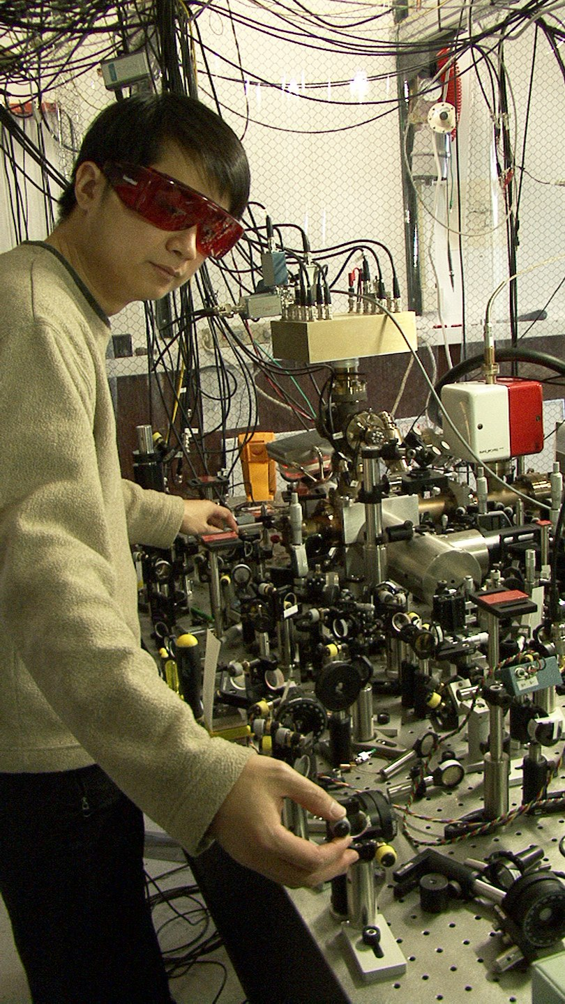 NISTs Second Quantum Logic Clock Based on Aluminum Ion is Now Worlds Most Precise Clock (5941058358)
