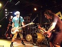 NOFX in concert in 2007