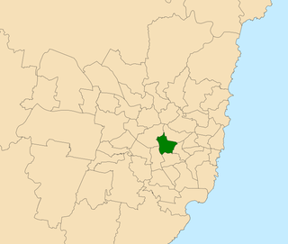 Electoral district of Strathfield state electoral district of New South Wales, Australia