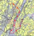 NTSB Report DCA07MA003 Map.png