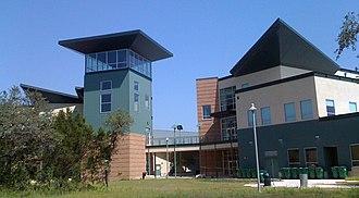 Northwest Vista College - Juniper Hall/Redbud Learning Center Connection