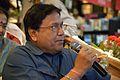 Nabakumar Basu Speaks - Pathaker Jannye Likhi Na Moner Tagide Likhi - Apeejay Bangla Sahitya Utsav - Kolkata 2015-10-10 5300.JPG