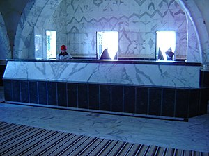 Nabi Habeel Mosque - Grave of Abel within the Mosque