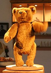 Teddy Bear Wikipedia