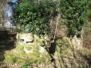 Ovington, Northumberland - Nafferton Castle