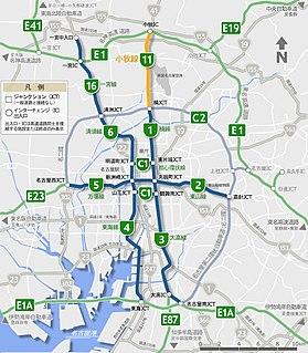 Route 11 (Nagoya Expressway)
