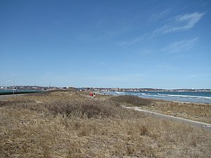 Nahant Beach Reservation