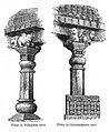 Nahapana (Cave 10) vs Gautamiputra (Cave 3) pillars in Nasik caves.jpg
