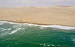 Namib Desert meets Atlantic Ocean (37763100251).jpg