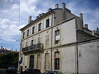 Nancy - 1 rue Girardet.JPG