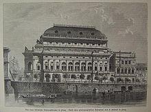 Národní divadlo praha 1881