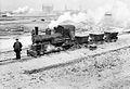Narrow guage locomotive Toronto Port Lands, 1917.jpg