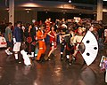 Naruto cosplayers at Anime Expo 2003-07b.jpg