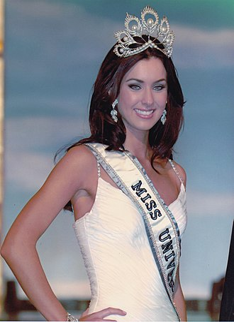 Miss Universe - Image: Natalie Glebova MU2005