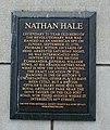 Nathan Hale hanging site - New York City - DSC07755.jpg