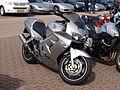 Nationale oldtimerdag Zandvoort 2010, Honda motorcycle.JPG