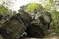Natural monument Tiské stěny, summer 2014 (8).JPG