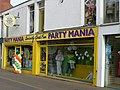 Nearly St Patrick's Day at Party Mania - geograph.org.uk - 1179712.jpg