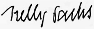 Nelly Sachs - Image: Nelly Sachs Signature