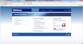NetBeans - Image: Net Beans IDE