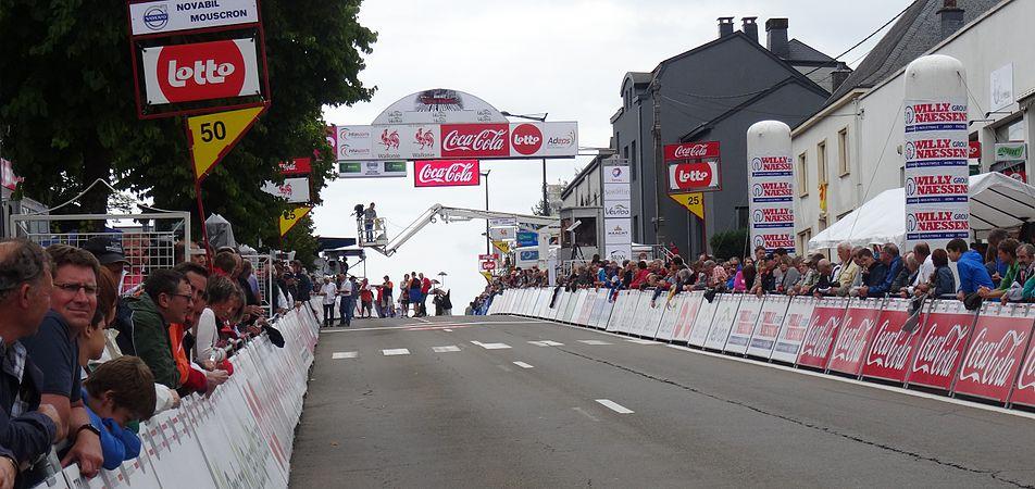 Neufchâteau - Tour de Wallonie, étape 3, 28 juillet 2014, arrivée (C02).JPG