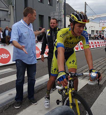 Neufchâteau - Tour de Wallonie, étape 3, 28 juillet 2014, arrivée (D09).JPG