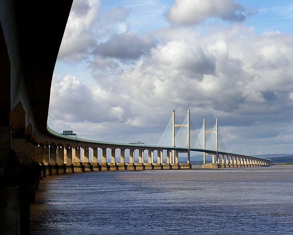 New Severn Bridge - panoramio